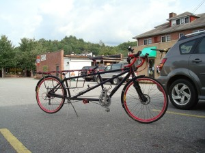 Andy's Bike