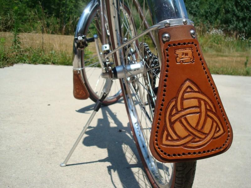 Брызговик на велосипед своими руками фото 37